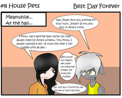 #8 - House Pets - Best Day Forever by J-M-X-P