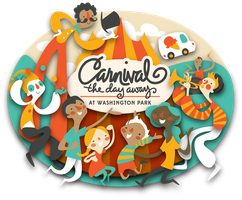 Logo Design: Carnival the Day Away by hooraylorraine