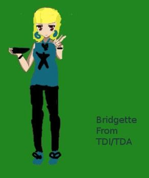 Bridgette from TDI AND TDA by duncanismylover90