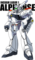 mobile police patlabor Fix by babonic