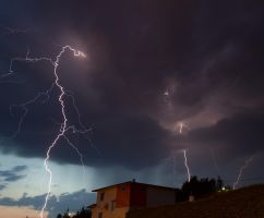 Thunderstorm by cluster5020