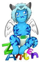 My badge by Zanten94