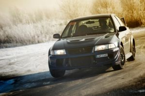Evo VI by redsunph