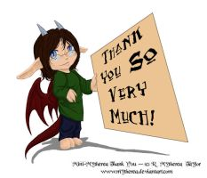 Mini Mytherea: Thank You by Mytherea