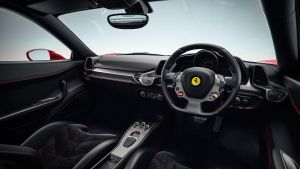 Ferrari 458 italia Novitec Rosso Interior by NasG85