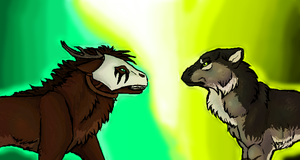 iScribble Collab #8 by Silvadruid