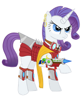Rarity The Crystal Duchess by Bonaxor