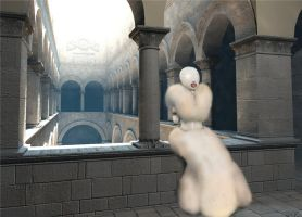 The Monastery of the Senses by TheMysteriousK