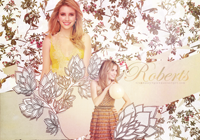 emma roberts by trendandstyle
