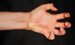 Hand poses 16 - Clenched by stockyourselfout