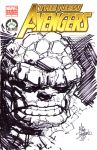 New Avengers 100: Ben Grimm 02 by MikeDeodatoJr