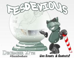 Fesdevious - Do it by FreeLancerFox