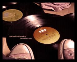 vinyls by lucie-in-the-sKy