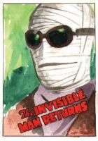 Return of the Invisible Man by Kraiger