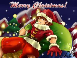 KH Merry Christmas! by BaiHu27