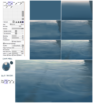 Water Surface Process Tutorial by Hews-HacK