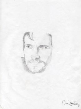 Chris Eccleston: Bright Eyes. by mariie323
