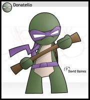 .tmnt.donatello.final by bainesyfellah