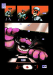 Five Nights at Freddy's : Day and Night page 13 by EyeOfSemicolon