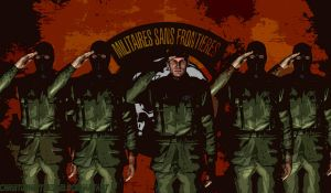 Militaires Sans Frontieres by ChristopherJRedfield