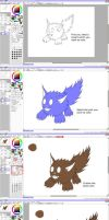 Fur drawing Tutorial by Icedragon300