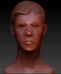 WIP Nobleman's Head Sculpt by TrueNights