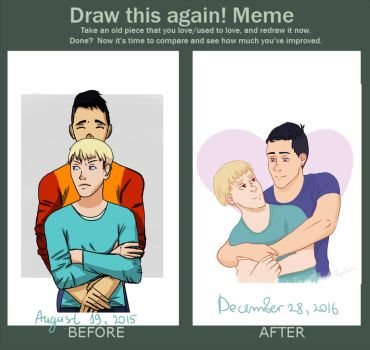 Draw this again!Meme by Lynlann