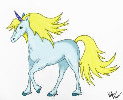 Unicorn by kay-ler