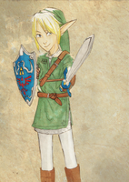 Link by LobaLemu