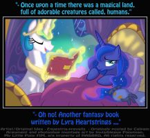 Once upon a time... by INVISIBLEGUY-PONYMAN