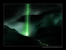 Minas Morgul by blackresurrection
