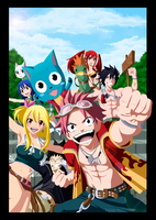 Fairy tail by FabianSM