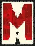 Fritz Lang M poster by rodolforever