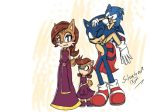 The Royal family by Silverlover9