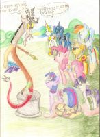 How Keep Calm and Flutter on Would've Turned Out by ChaoticDiscord