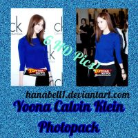 Photopack#12 Yoona Calvin Klein Event by HanaBell1