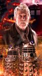 The War Doctor And The Daleks by Cotterill23