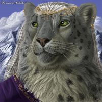 The Princess of Makalu by JakkalWolf