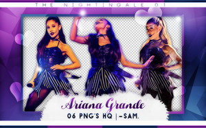 +ArianaGrandePO42 by TheNightingale01