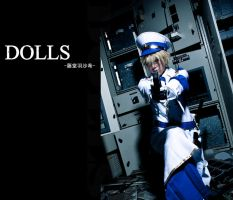DOLLS: Usaki Toudou by Itchy-Hands