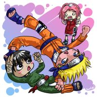 Fight for Sakura by zenia