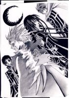 D Gray Man 2 Fan Art by kagami-hy