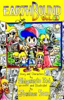 EarthBound Manga Vol.1 Cover by Josh-S26