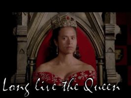 Long live the Queen...Gif by MagicalPictureMaker