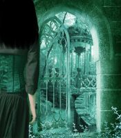 The door of a other world by mirameli
