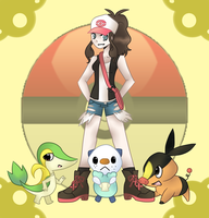 Pokemon Black and White by kawaii-neko195