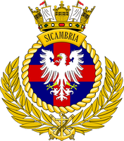 Ships Badge - Sicambria by Antrodemus