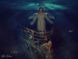 Forgotten Angel by RMS-OLYMPIC