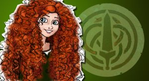 Princess Merida by broopimus