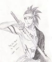 Renji from bleach request by rydi1689